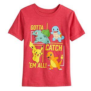 Boys 4-12 Jumping Beans® Pokémon Graphic Tee