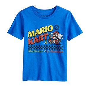 Boys 4-12 Jumping Beans® Super Mario Cart Graphic Tee