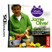 Nintendo DS What's Cooking With Jamie Oliver