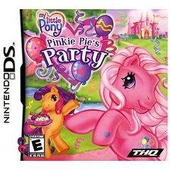 Nintendo DS™ My Little Pony™: Pinkie Pie's Party™