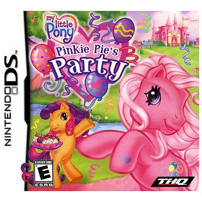Nintendo DS My Little Pony: Pinkie Pie's Party