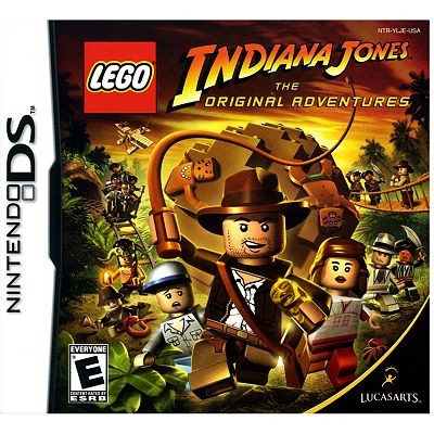 Nintendo DS LEGO Indiana Jones: The Original Adventures
