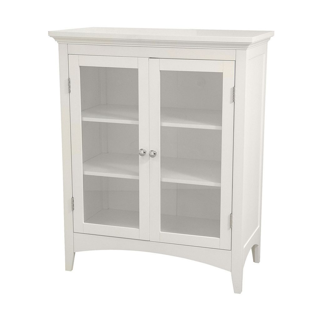 Elegant Home Fashions Mableton Double Floor Cabinet