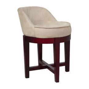 Elegant Home Fashions Swivel Chair