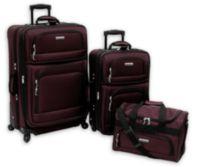 Stanton Luggage,Madison 3-pc. Luggage Set