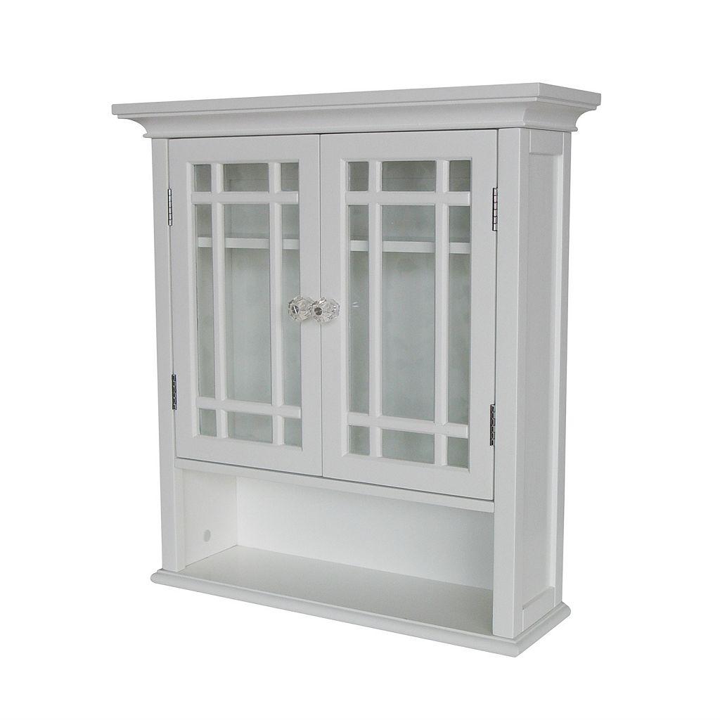 Elegant Home Fashions Netheland Wall Cabinet