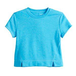 Girls 7-16 Tek Gear Fleece Sweatshirt