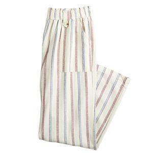 Juniors' SO® Wide Leg Linen Pants