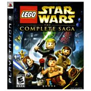 PlayStation 3 LEGO Star Wars: The Complete Saga