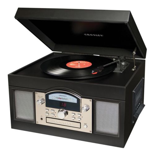 Crosley Archiver Turntable CD Recorder