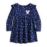 Disney's Minnie Mouse Toddler Girl Flutter Sleeve Dress by Jumping Beans®