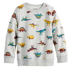 Boys 4-12 Jumping Beans® Sensory Dinosaur Fleece