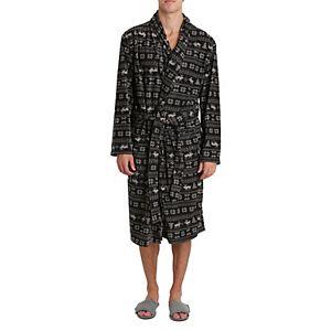 Men's SLEEPHERO Robe & Slippers Set