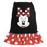 Disney I Am Minnie Big Face Pet Dress
