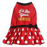 Disney I'll Be Your Minnie Pet Dress