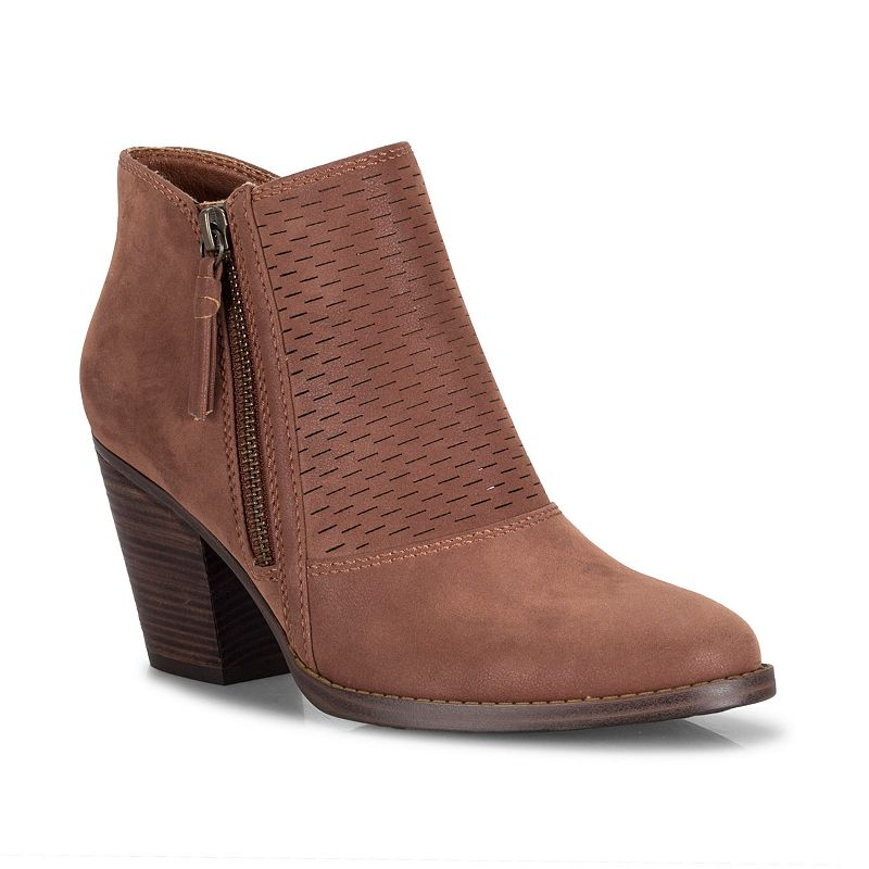Baretraps Cacie Women's High Heel Ankle Boots, Size: 9, Brown