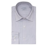 Deals on J.M. Haggar Classic-Fit Premium Spread-Collar Dress Shirt Mens