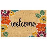 Mohawk® Home Lovely Welcome Coir Doormat - 18'' x 30''