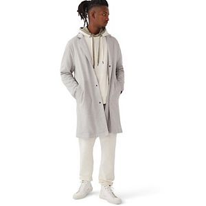 Gender Neutral Human Nation Journey Coat in Heavyweight Fleece