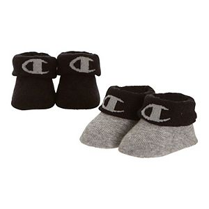 Baby Champion® 2 Pack Bootie Socks