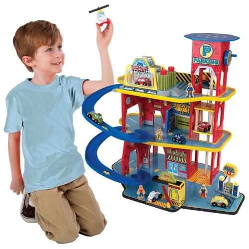 KidKraft Deluxe Garage Playset