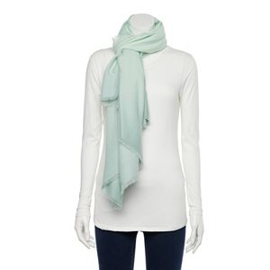 Women's LC Lauren Conrad Ombre Softy Wrap Scarf