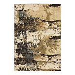 StyleHaven Karmen Distressed Abstract Area Rug