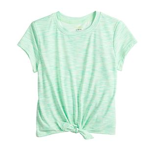 Girls 7-16 Tek Gear Knot Front Fashion Tee