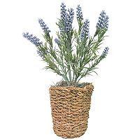 Sonoma Goods For Life Artificial Lavender Plant Table Decor Deals