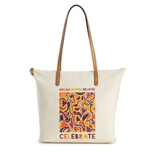 Sonoma Goods For Life® Canvas Pocket Tote