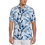 Men's Cubavera Tropical Button-Down Shirt