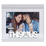 """Malden This is Us 4"""" x 6"""" Frame"""