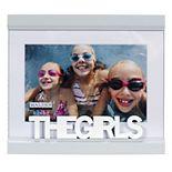 """Malden The Girls 4"""" x 6"""" Frame"""
