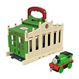 Fisher-Price Thomas & Friends Connect & Go Shed & Train Set