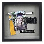 New View Gifts & Accessories 2021 Graduate Shadow Box Wall Decor