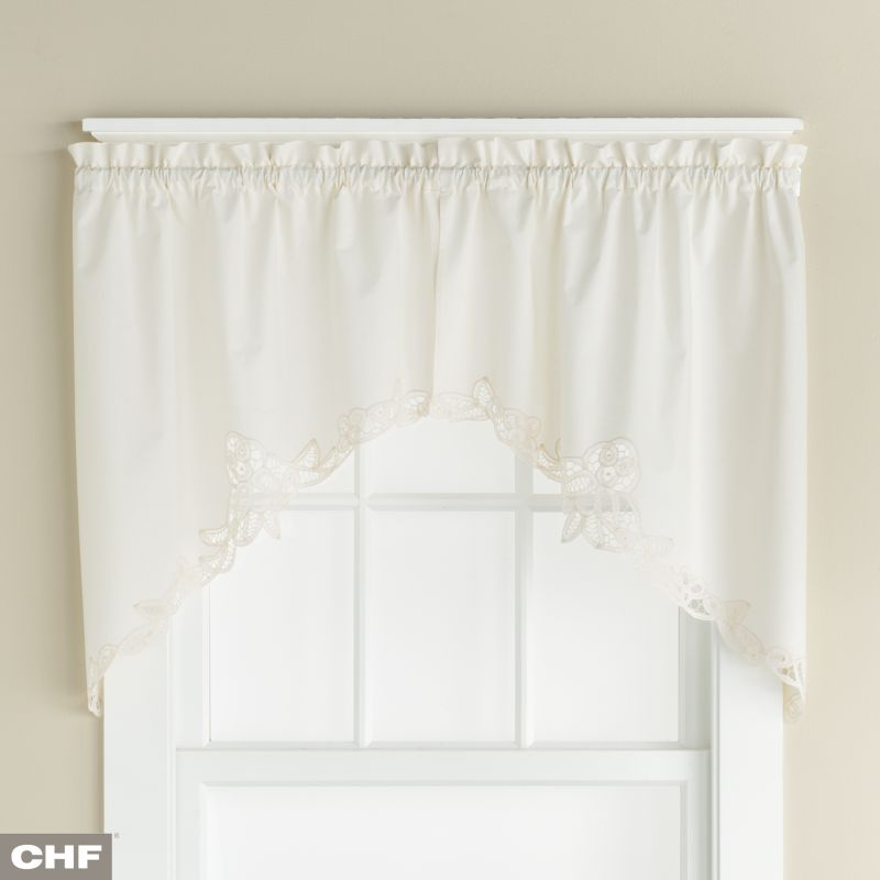 Cotton Swag Window Treatment Kohl S