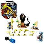 LEGO NINJAGO Epic Battle Set - Jay vs. Serpentine LEGO Set 71732 (69 Pieces)