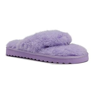sugar Hurry Women's Flip Flop Slippers