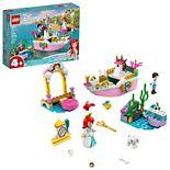 LEGO Disney's The Little Mermaid Ariel's Celebration Boat 43191 LEGO Set (114 Pieces)