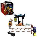 LEGO NINJAGO Epic Battle - Cole vs. Ghost Warrior 71733 Ninja Battle Toy LEGO Set (51 Pieces)