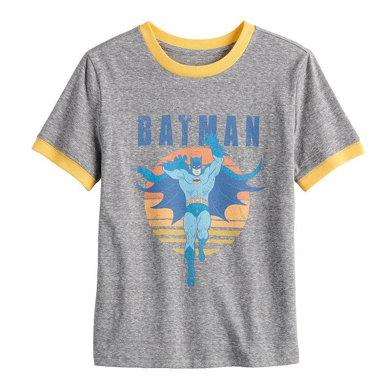 Boys 4-12 Sonoma Goods For Life DC Comics Batman Graphic Tee, Boy's, Grey