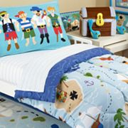 Olive Kids Pirate Toddler Bed Set