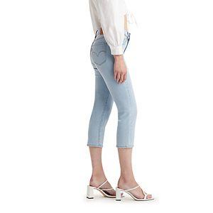 Juniors' Levi's® 311 Shaping Skinny Capri Pants