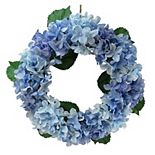 Sonoma Goods For Life® Artificial Blue Hydrangea Wreath