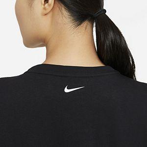 Plus Size Nike Dri-FIT Get Fit Graphic Training Sweatshirt