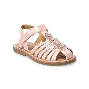 Rachel Shoes Cali Toddler Girls' Fisherman Sandals