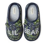 "Kids' Dearfoams Remy ""Lil Bear"" Clog Slippers"