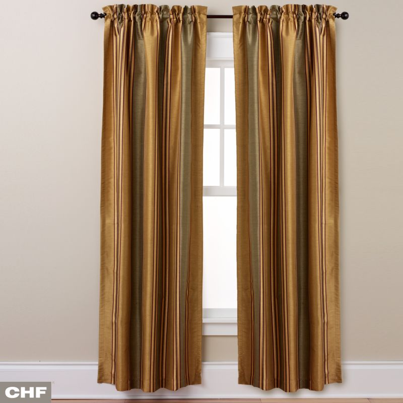 Striped Curtains Window Treatment | Kohl's