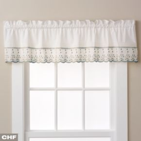 Abby Floral Window Valance