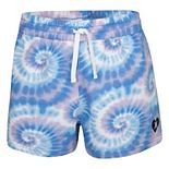 Hurley Girls 4-16 Tie-Dye French Terry Shorts
